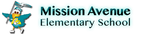 Mission Avenue Elementary School  Logo